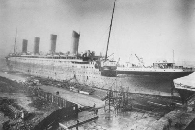 titanic,naufrage