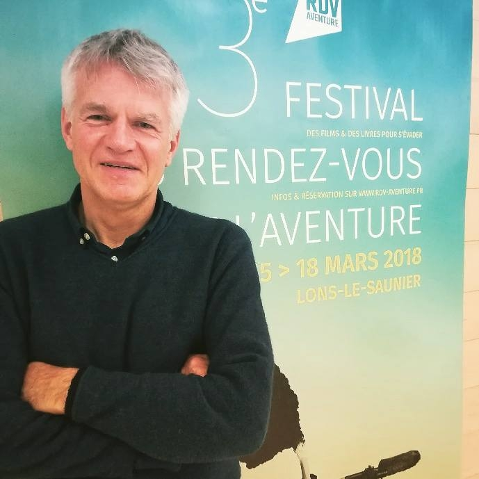 festival, les rendez vous de l'aventure, édition 2018, parrain, grand reporter, écrivain, voyageur olivier weber