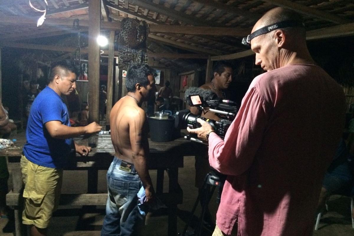 campagne,crowfunding,aide,indiens,tribu,ka'apors,brésil,amazonie,nicolas millet,cinéaste,documentaire,combat,nature,déforestation