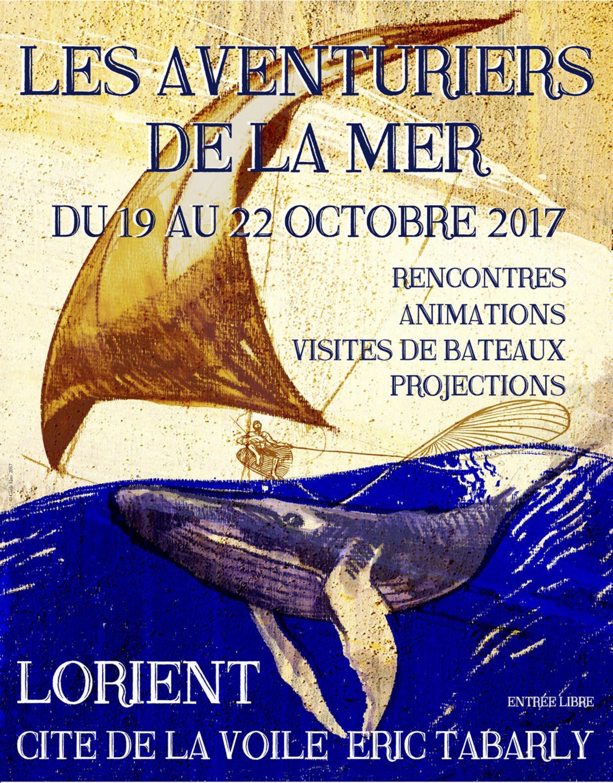 festival, 2017, littérature, mer, voyages, bateau, lorient, cité de la mer, eric tabarly