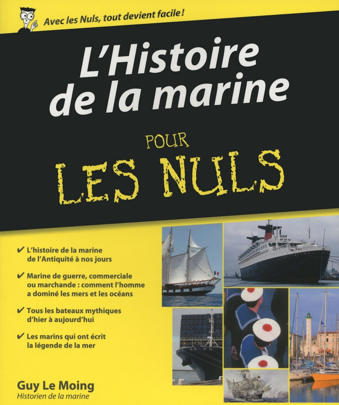 livre,encyclopédie,marine,marins,navire,histoires,guy le moing,mer,océans