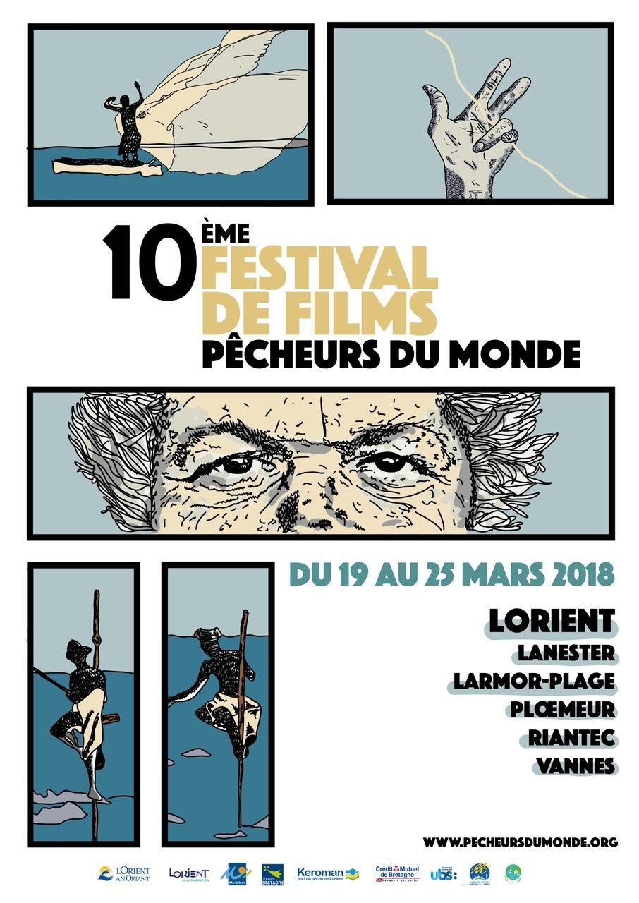 festival,mer,océans,géopolitique,festival,films,pêcheurs du monde,2018,lorient,riantec,larmor-plage,lanester,ploemeur