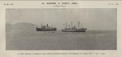 04 - 27 - 25 mai 1918  la Zélée ramène la Walküre à Papeete .jpg