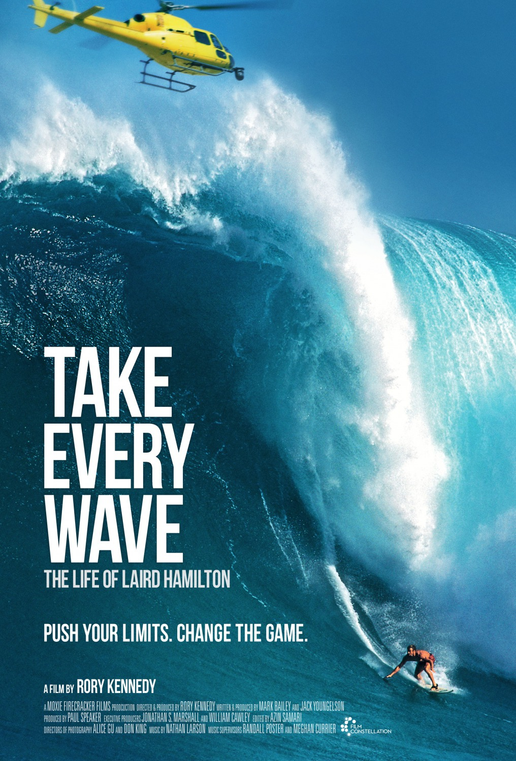 film, documentaire, Take every wave: the life of Laird Hamilton, Laird Hamilton, icône , surf, biopic, glisse, usa