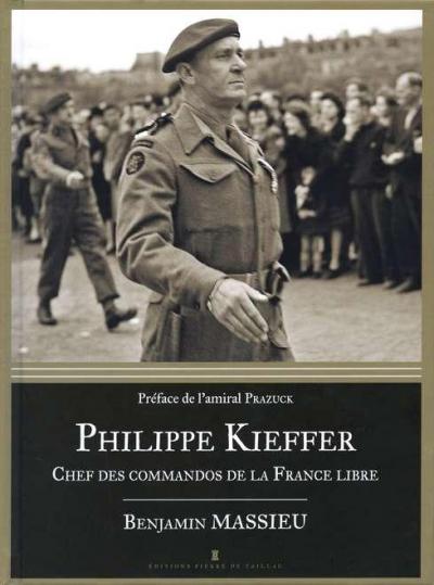 philippe kieffer, commando, france, débarquement, normandie