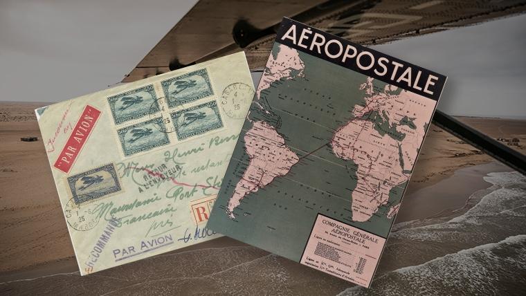 webdocumentaire, rfi, des ailes et du courrier, aéropostale, afrique, fondation latécoère, raid latécoère-aéropostale, rfi labo