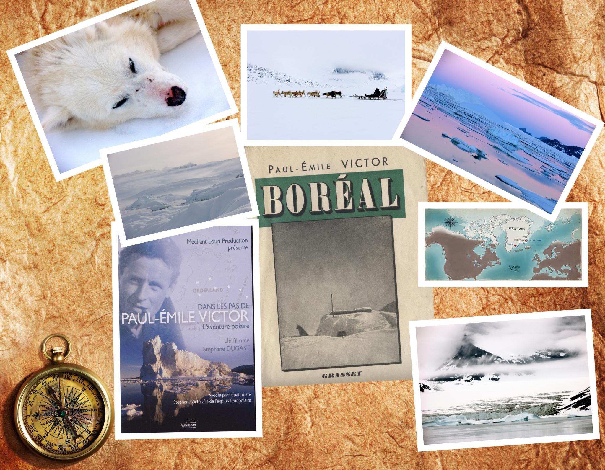 paul-emile victor,polaire,exploration,aventure,histoire,france,commémorations