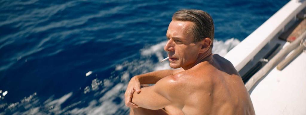 biopic, jacques-yves cousteau, l'odyssée, jérôme salle, aventure, mer, océans, cinéma, exploration,