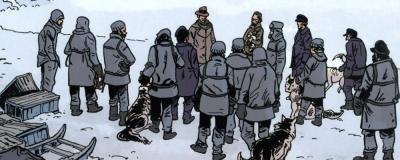 jacques malaterre,bamboo éditions,olivier frasier,hervé richez,shackleton,endurance,pôle,polaire,pôle sud
