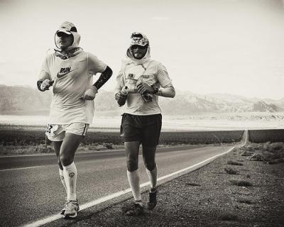badwater ultramarathon,californie,vallée de la mort,course,mont whitney,désert,harley-davidson,aventure,effort,adrénaline,marathon,ultra