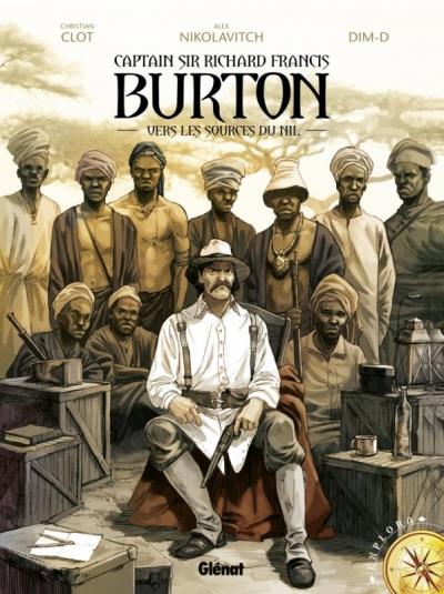 christian clot,bd,aventure,richard francis burton