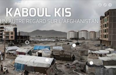 afghanistan,webdocu,sandra calligaro,action contre la faim,kaboul