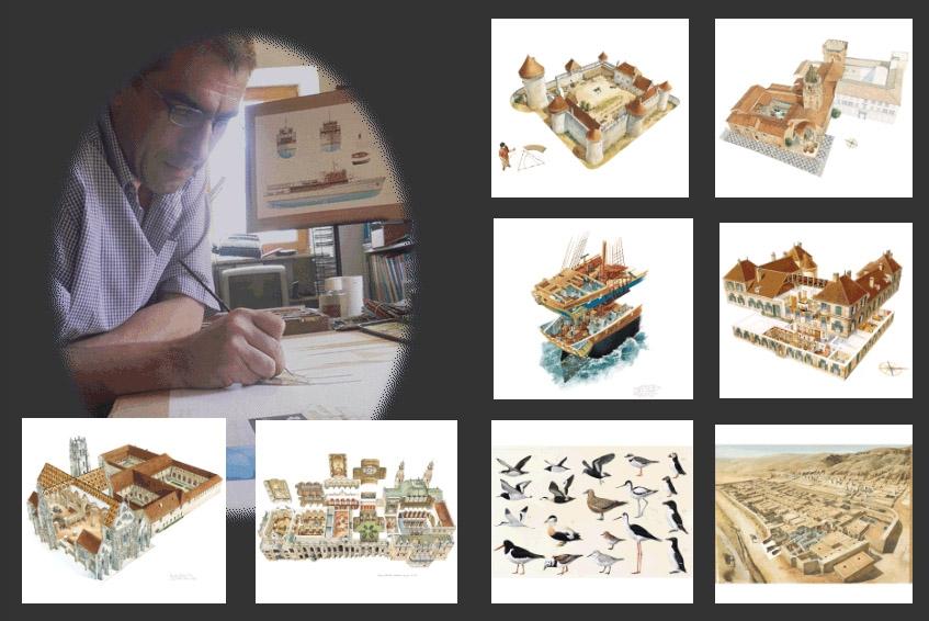 livre,mer,maritime,bateaux,littérature,bibliothèque,culture,architecture navale,jean-benoît héron,glénat