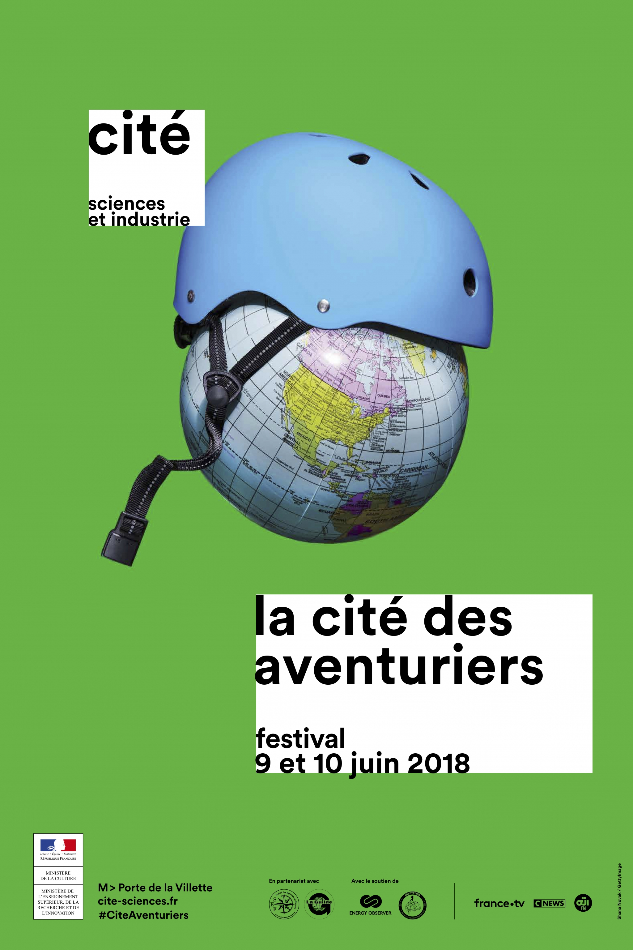 festival, la cité des sciences et de l'industrie,première édition,festival la cité des aventuriers et aventurières,paris,sciences,exploration,adaptation by christian clot,la société des explorateurs français, la guilde européenne du raid,energy observer.