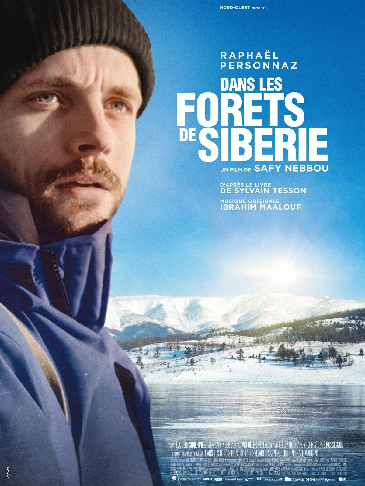 film,aventure,sibérie,forêt,sylvain tesson,lac baïkal,russie,raphaël personnaz,cinéma,liberté,littérature,voyage