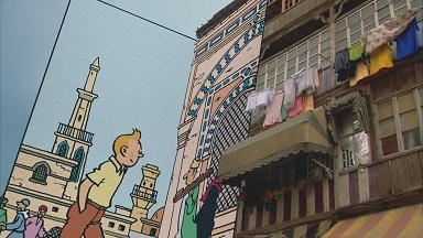 tintin,hergé,documentaire,moulinsart,tv,aventures
