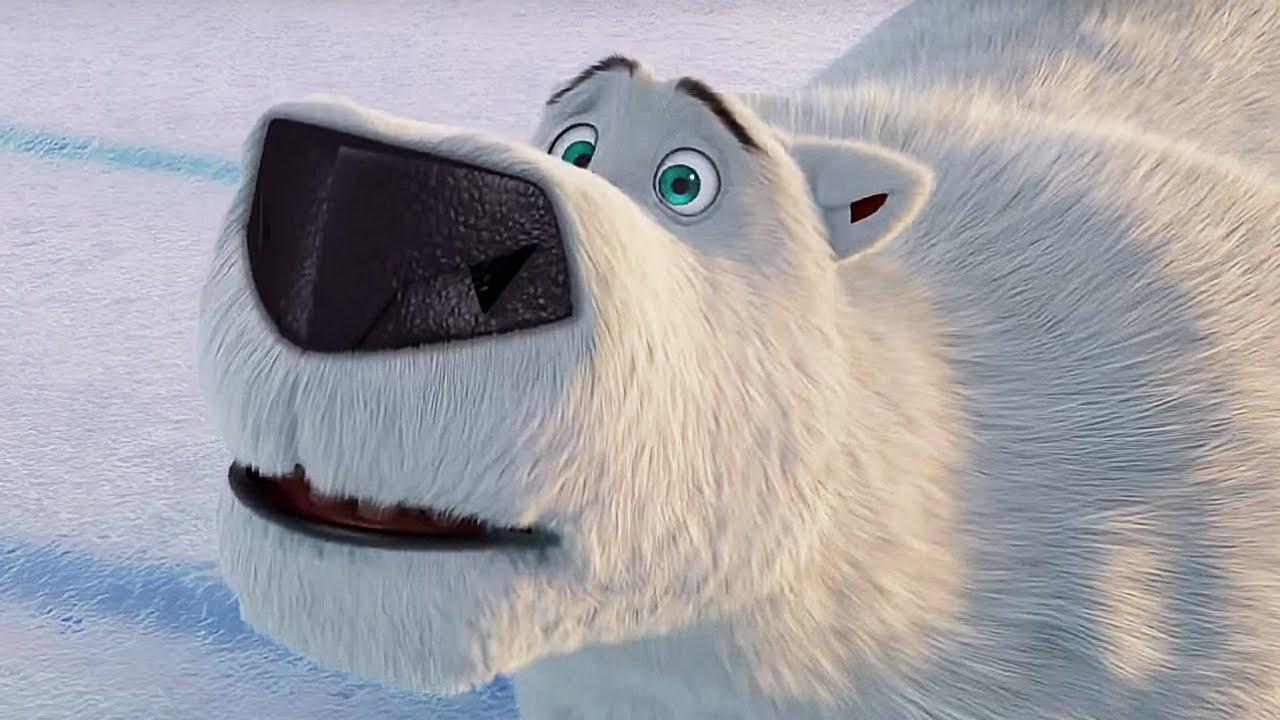 cinéma,film,animation,ours polaire,un ours tout sauf normal,omar sy,studios lions gate