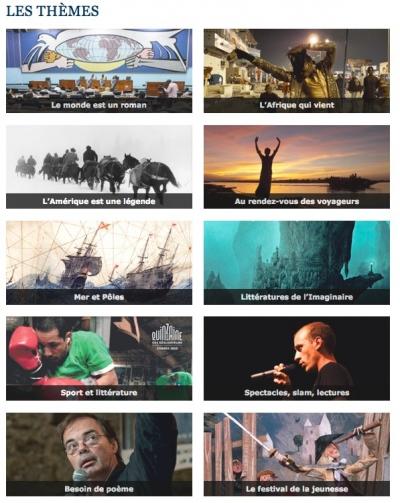 festival,étonnants voyageurs,michel lebris,littérature,film,voyage,aventure