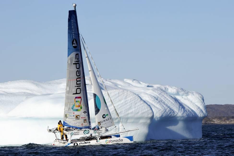 yvan bourgnon,catamaran,gladiateur des mers,défi,océans,mer,passage nord-ouest,polaire,arctique,2017