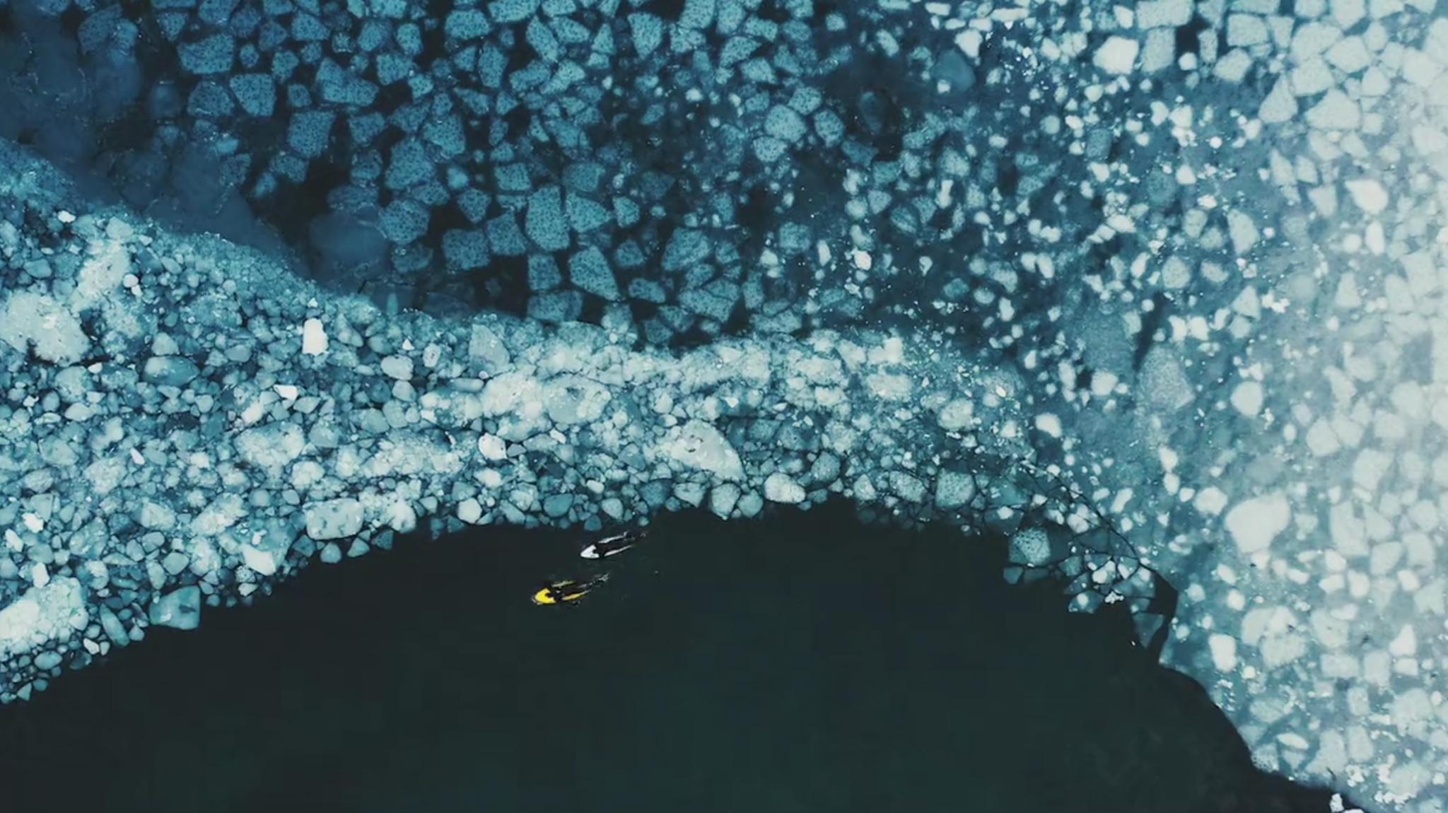 expédition,norvège,lofoten,polaire,nuit,snowboard,surf,mathieu crepel,damien castera