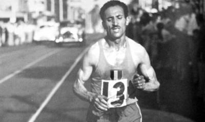 alain mimoun,marathon melbourne 1956,emile zatopek,jo,jeux olympiques