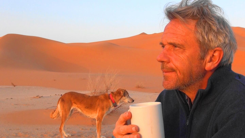 webrobinson 2,gauthier toulemonde,aventure,désert,oman,robinsonnade,web,télétravail,aventures,expédition,société des explorateurs français
