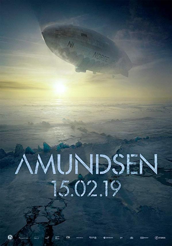 biopic,cinéma,roald amundsen,sf studios,norvège,pole sud,pole nord,explorateur,exploration,polaire,légende