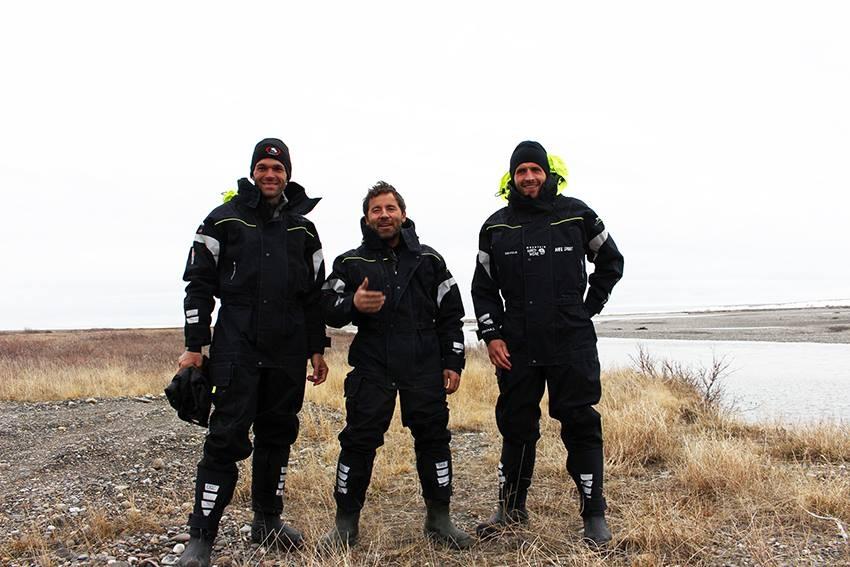 expédition,exploration,aventure,traversée,océan arctique glaciale,sébastien roubinet,rodolphe andré,benoit lequin,la voie du pole 2018,blog,embarquements