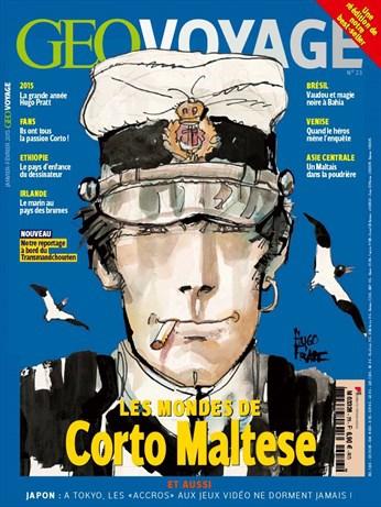 corto maltese,bd,magazine,geovoyage,mer,marin