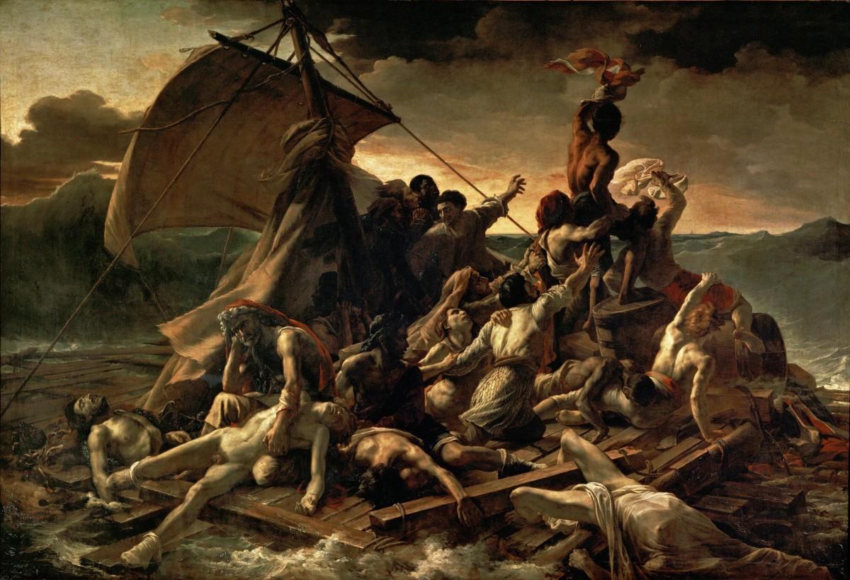 JEAN_LOUIS_THÉODORE_GÉRICAULT_-_La_Balsa_de_la_Medusa_Museo_del_Louvre_1818-19-e1425851545677.jpg