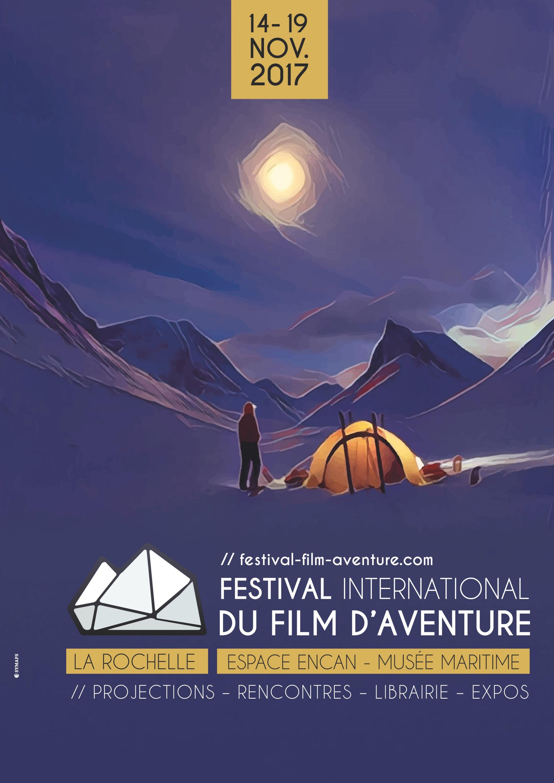 festival international film aventure,la rochelle,2017,voyage,aventure,exploration,découverte