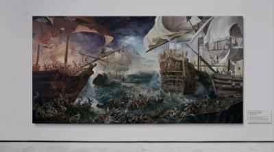musée nationale de la marine,paris,ubisoft,mer,aventure,jeu vidéo,assassin's creed iv black flag,cole  nationale supérieurebeaux-arts
