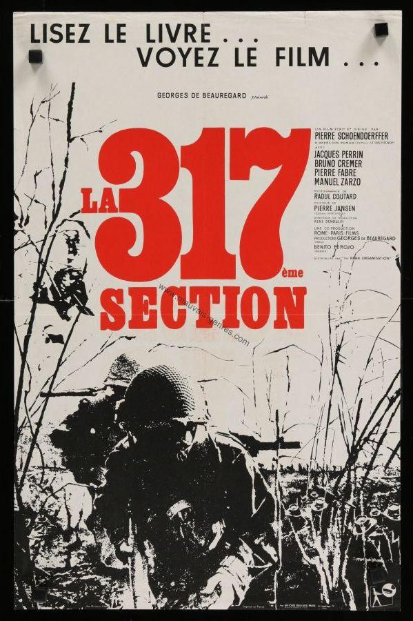 pierre schoendoerffer,cinéma,armée,hommage,indochine,le crabe tambour,317ème section,jacques perrin