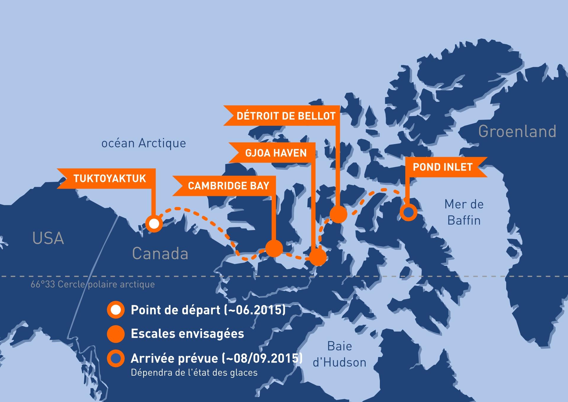 solararcticpassage,solaire,polaire,raphaël domjan,anne quéméré,grand nord,canada