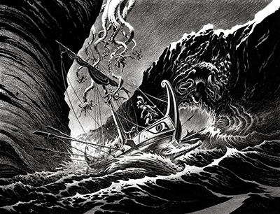 bd,hommes à la mer,riff reb's,mer,aventures,noctambule,éditions du soleil