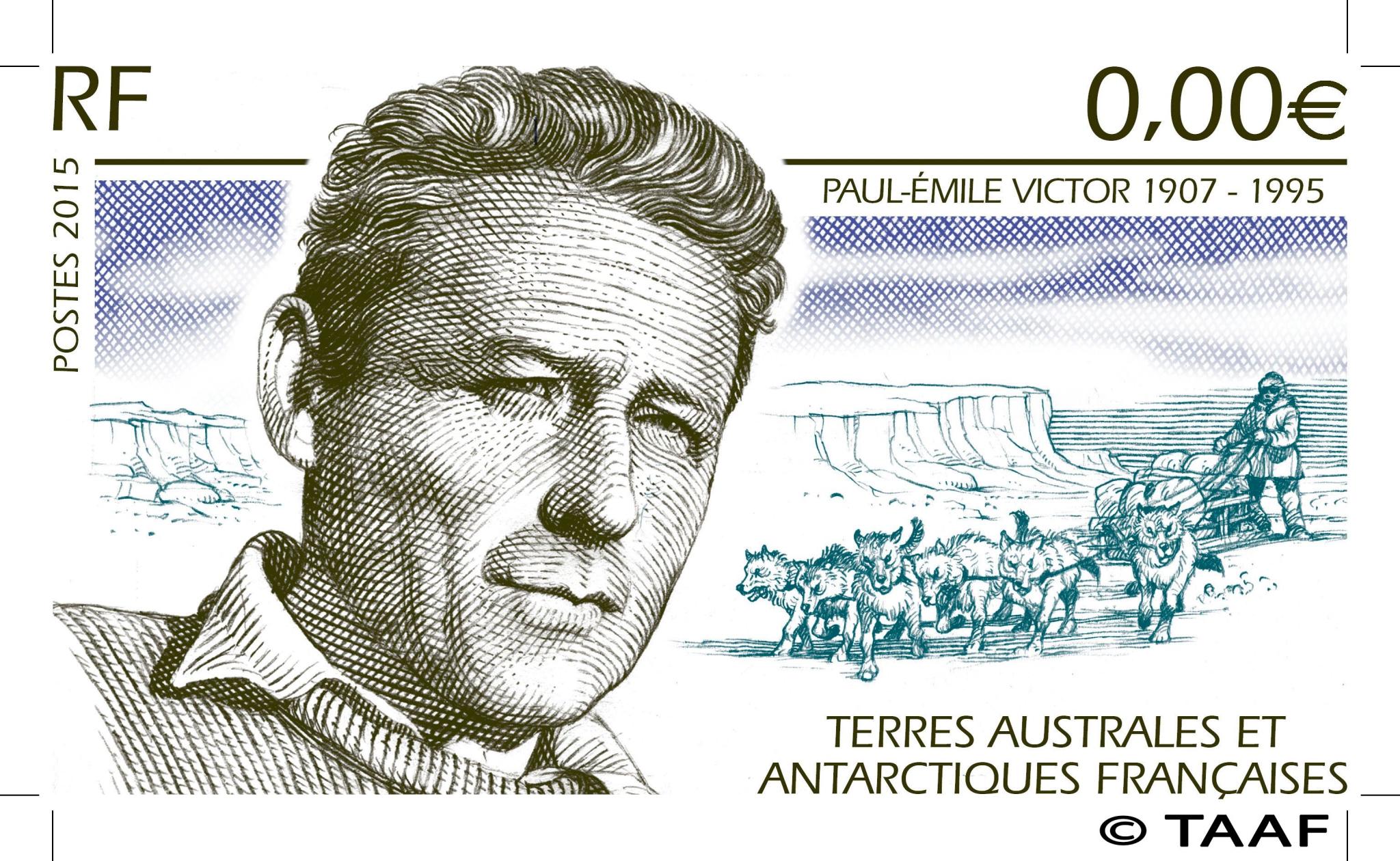 paul-emile victor,polaire,exploration,aventure,histoire,france,commémorations,daphné victor,stéphane dugast
