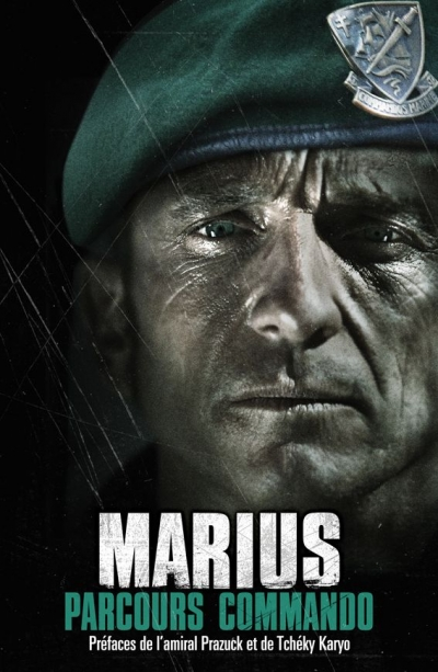 marius,commando,militaire,action,aventure,éditions nimrod