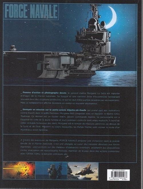 bd,force navale,forteresse des mers,marine nationale,immersion,thierry lamy,luc brahy,glénat,porte-avions,charles-de-gaulle