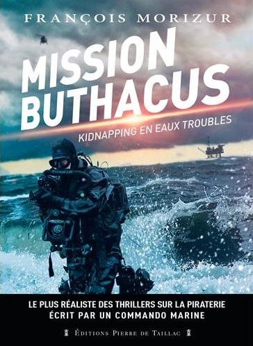 roman-mission-buthacus-françois-morizur-éditions Pierre de Taillac