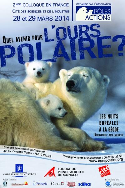 colloque,ours polaire,nuits boréales,polaire,rémy marion,pôles d'images