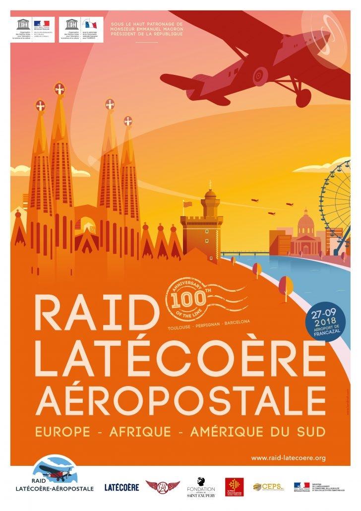 raid latécoère-aéropostale,2018,ambassadrice,aventure,alpiniste,explorateur,laurence de la ferrière
